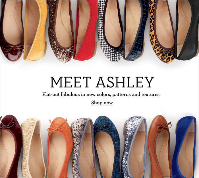 MEET ASHLEY | Shop now